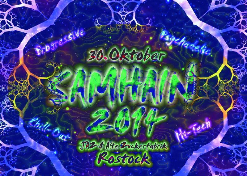 Samhain 2014 30 Oct '14, 22:00