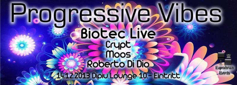 Progressive vibes (BIOTEC Live) · 14 Dec 2014 · zurich ...