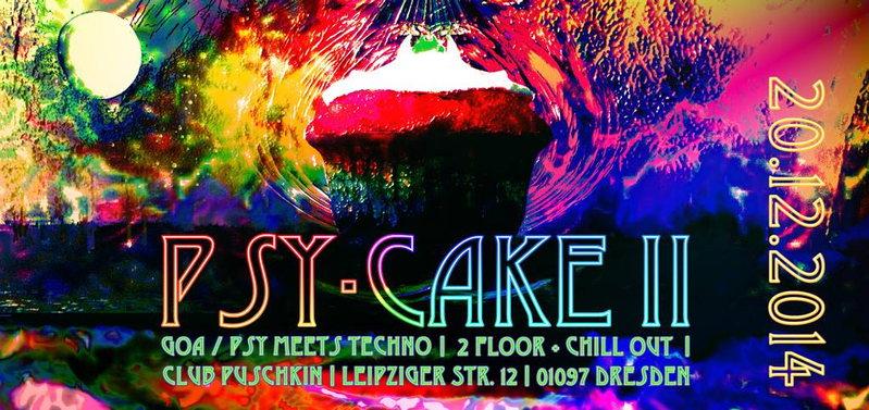 PSY CAKE II 20 Dec '14, 22:00