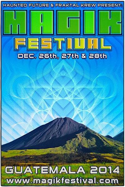 MAGIK FESTIVAL 2014-2015 26 Dec '14, 16:00
