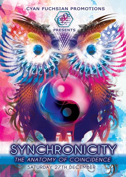 Cyan Fuchsian Promotions Presents Synchronicity at RAW 27 Dec '14, 23:00