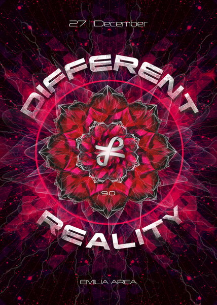 DIFFERENT REALITY 9.0 - Lyctum live 27 Dec '14, 22:30