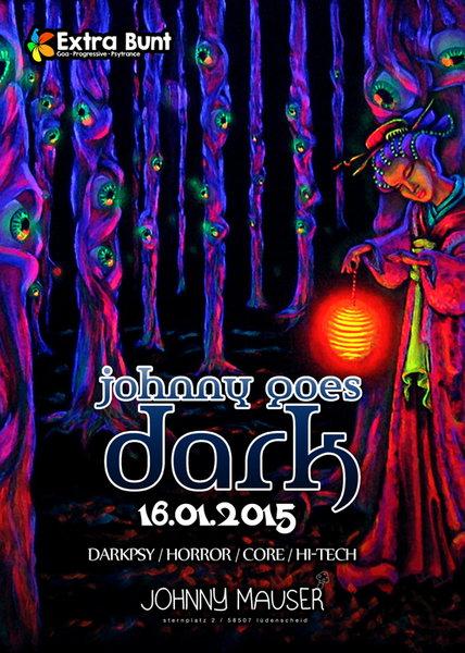Johnny goes Dark (special Edition) 16 Jan '15, 22:00
