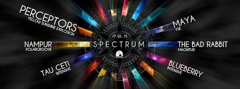 SPECTRUM 17 Jan '15, 23:00