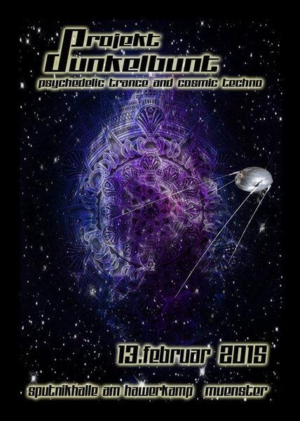 Projekt Dunkelbunt! 2 Floors!!! 13 Feb '15, 23:00