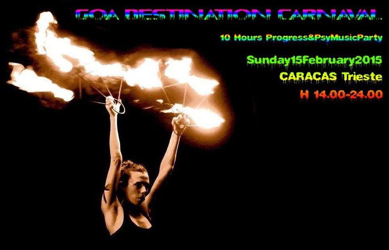 Goa Destination Party Special Edition Carnival 15 Feb '15, 14:00