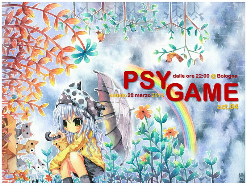 >> PSY GAME act.04 << 28 Mar '15, 22:00