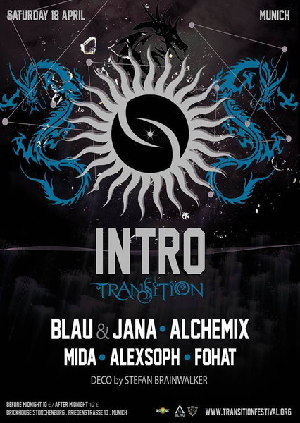 Intro Transition - Munich/München 18 Apr '15, 22:00
