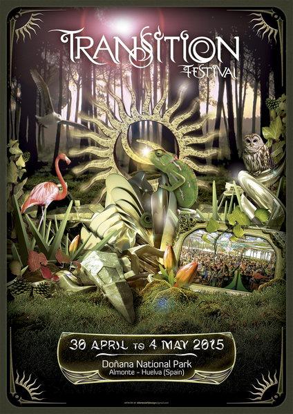 TRANSITION Festival 2015 30 Apr '15, 08:00