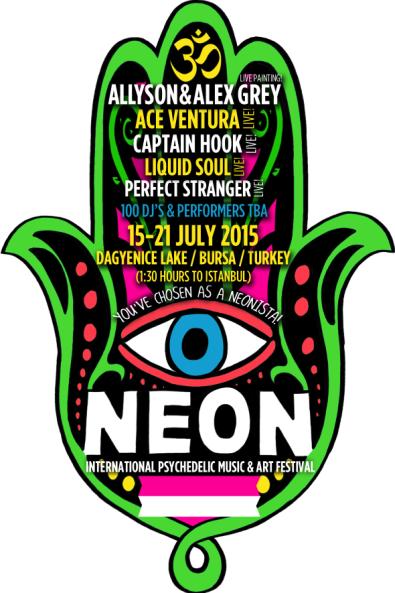 Neon Festival 13 Jul '15, 10:00