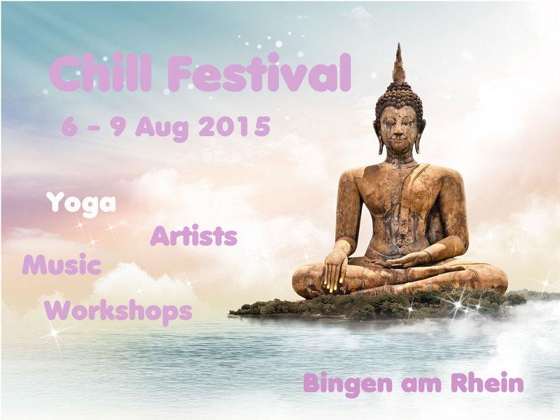 CHILL Festival 6 Aug '15, 12:00