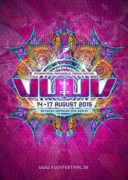 VuuV Festival 2015 14 Aug '15, 18:00