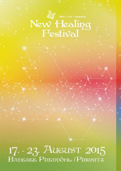 New Healing Festival 2015 17 Aug '15, 12:00