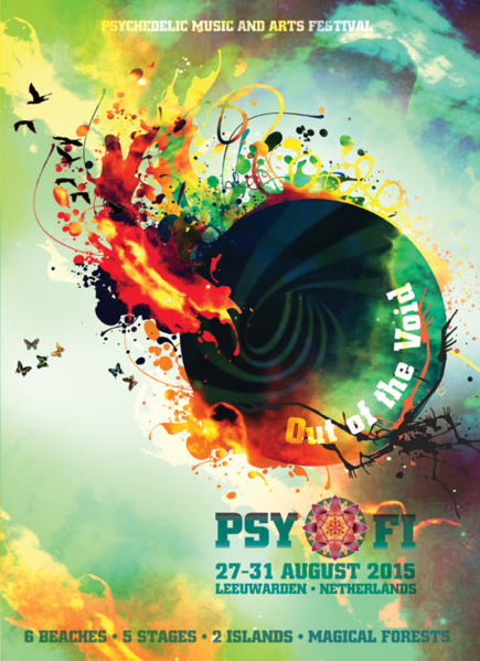 "Psy-Fi ""Out of the Void"" 27 Aug '15, 12:00"
