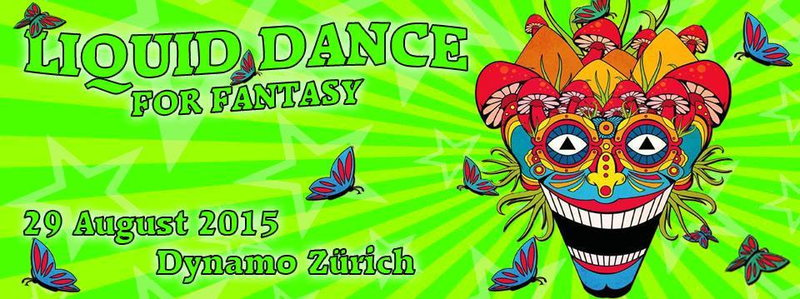 Liquid Dance for Fantasy 29 Aug '15, 21:00