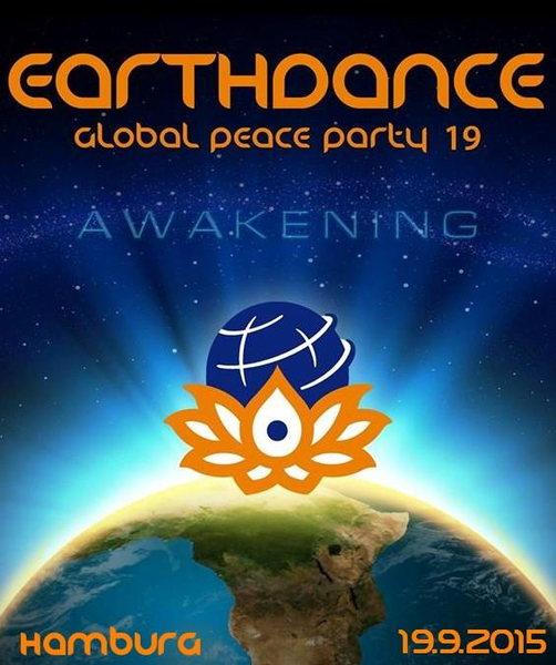 "Earthdance Hamburg ""Awakening"" 19 Sep '15, 22:00"