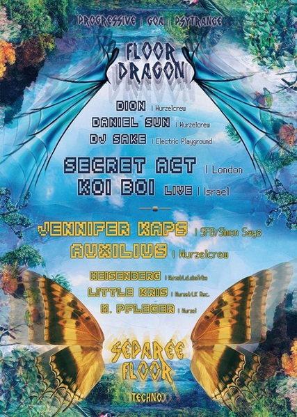 Party flyer: Zurück zu den Wurzeln@ Kitkat Club Berlin 9 Oct '15, 23:00