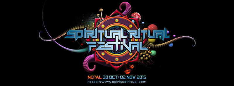Party flyer: Spiritual Ritual Festival 2015 30 Oct '15, 12:00