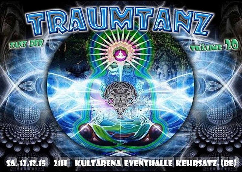 Traumtanz - Tanz der Träume 20 12 Dec '15, 21:00