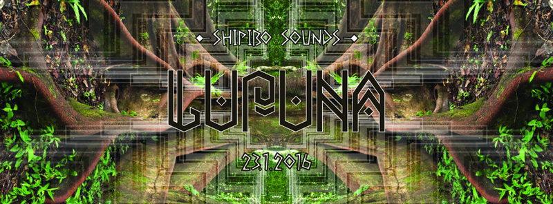 Shipibo Sounds presents: LUPUNA (TERRATECH live!!!!) 23 Jan '16, 22:00