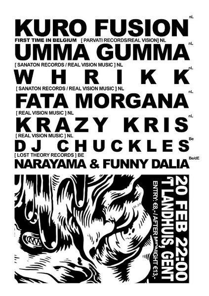 20/02/16 Anonymous Alchemists presents: -HRLM Okkult- showcase 20 Feb '16, 22:00