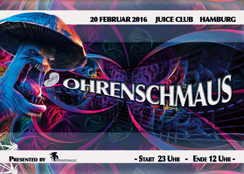 ***OHRENSCHMAUS*** 20 Feb '16, 23:00
