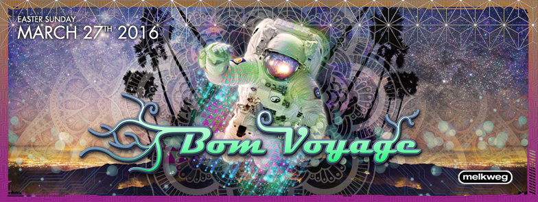 Bom Voyage 27 Mar '16, 23:00