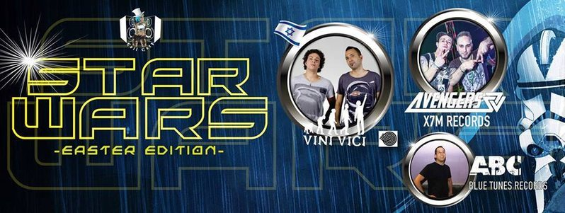 ✔ STAR WARS_VINI VICI (IBOGA RECORDS) BY EVIL CORP ✔ 27 Mar '16, 23:00