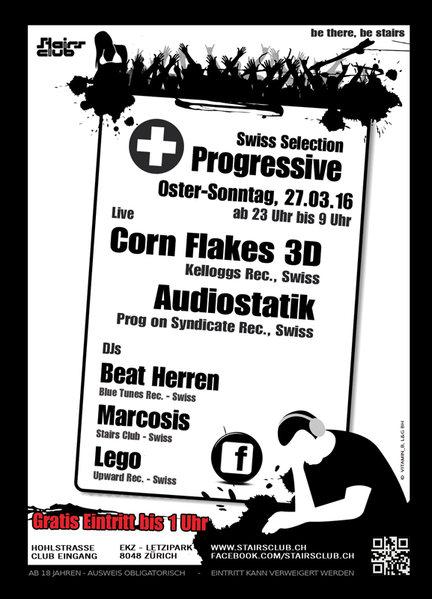 Swiss Collection Progressive 27 Mar '16, 23:00