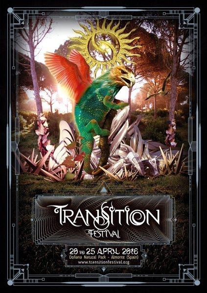 TRANSITION Festival 2016 20 Apr '16, 22:00
