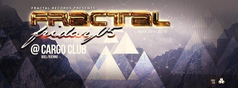 Fractal Friday 05 29 Apr '16, 22:00