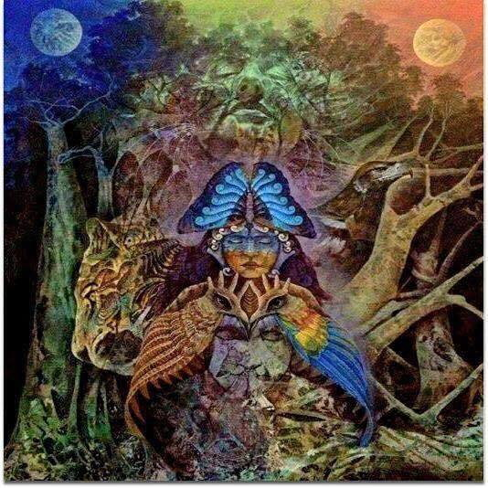 Psychedelic Birthday Ritual 29 Apr '16, 22:00