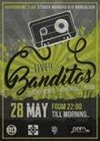 BANDITOS LIVE audiodrome TORINO 28 May '16, 22:00