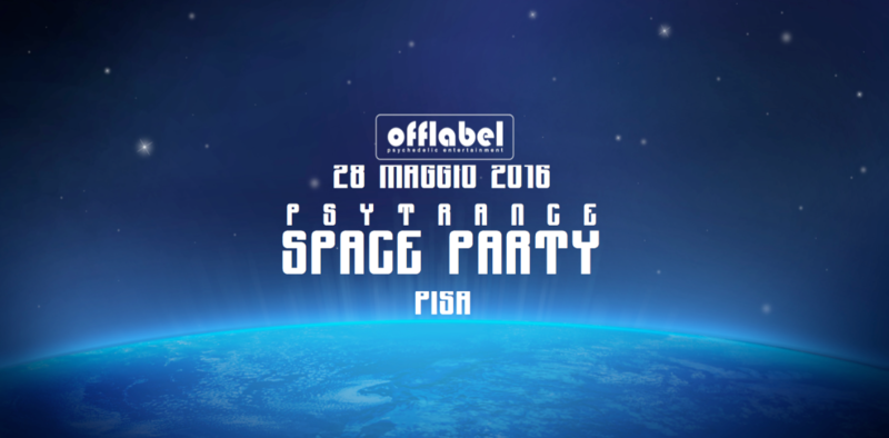 OFFLABEL SPACE PARTY 28 May '16, 23:30