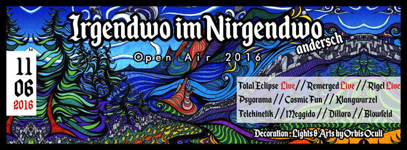 IRGENDWO im NIRGENDWO-andersch Openair 2016 11 Jun '16, 22:00