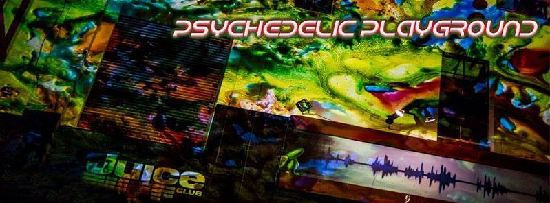 Psychedelic Playground 1 Jul '16, 23:00