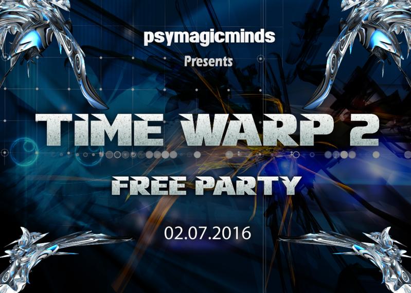 TIME WARP 2 2 Jul '16, 23:30
