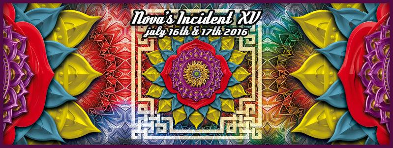 Nova's Incident XV open air 16 Jul '16, 16:00