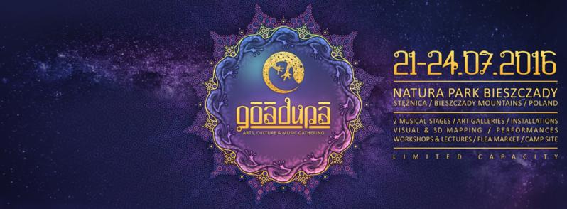 Goadupa Festival 2016 21 Jul '16, 21:00