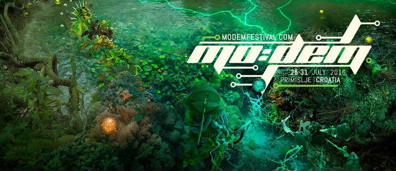 Meeting Point 183 Modem Festival 2016 5th Year Anniversary