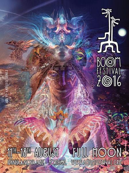 Boom Festival 2016 11 Aug '16, 09:00
