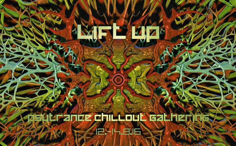 Lift up - psytrance chillout gathering 12 Aug '16, 21:00