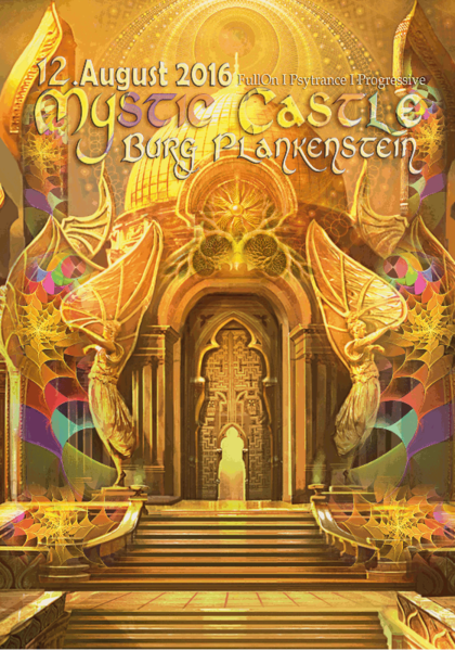 Mystic Castle 12 Aug '16, 18:00