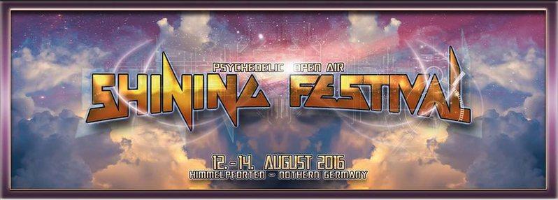 Shining Festival 2016 12 Aug '16, 14:00