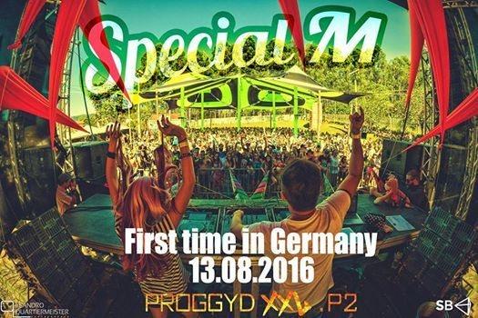 ProggyD`s XXL 2 Brainfuck ૐ Prog Experience ૐ Special M & Kronfeld 13 Aug '16, 23:00