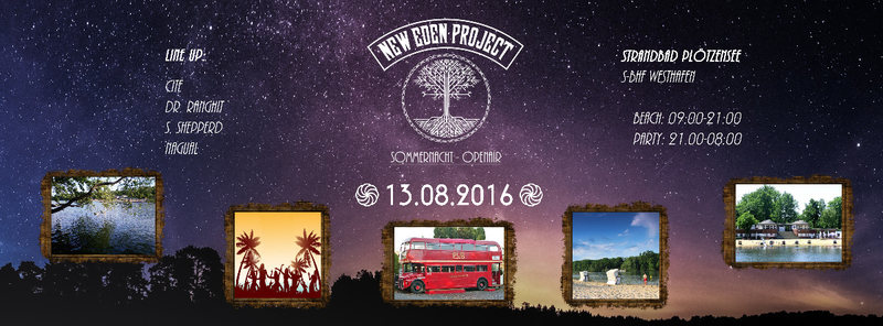 Sommernacht - Open Air 13 Aug '16, 21:00