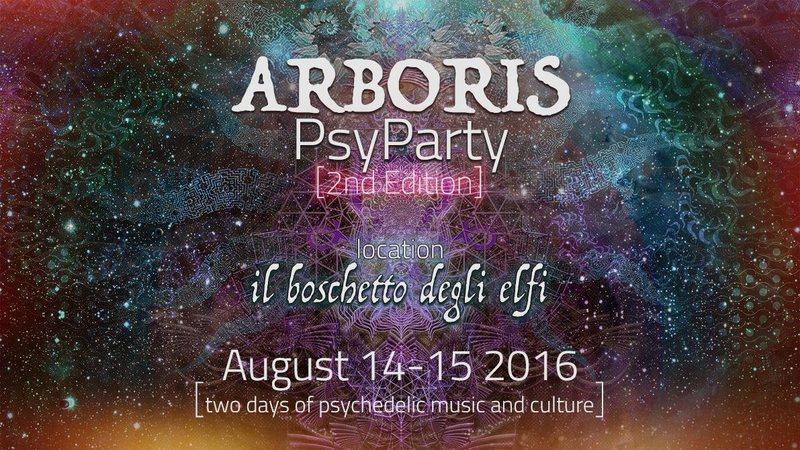Arboris 2nd Edition 14 Aug '16, 12:00