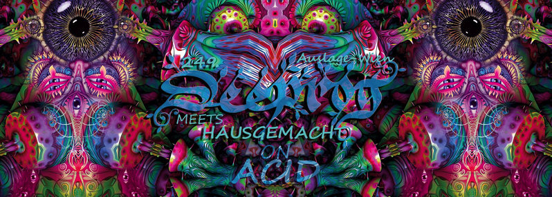 ॐ Deeprog meets Hausgemacht ॐ 24 Sep '16, 23:00