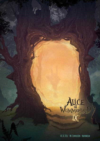 Alice im Wummerland IX 8 Oct '16, 22:00