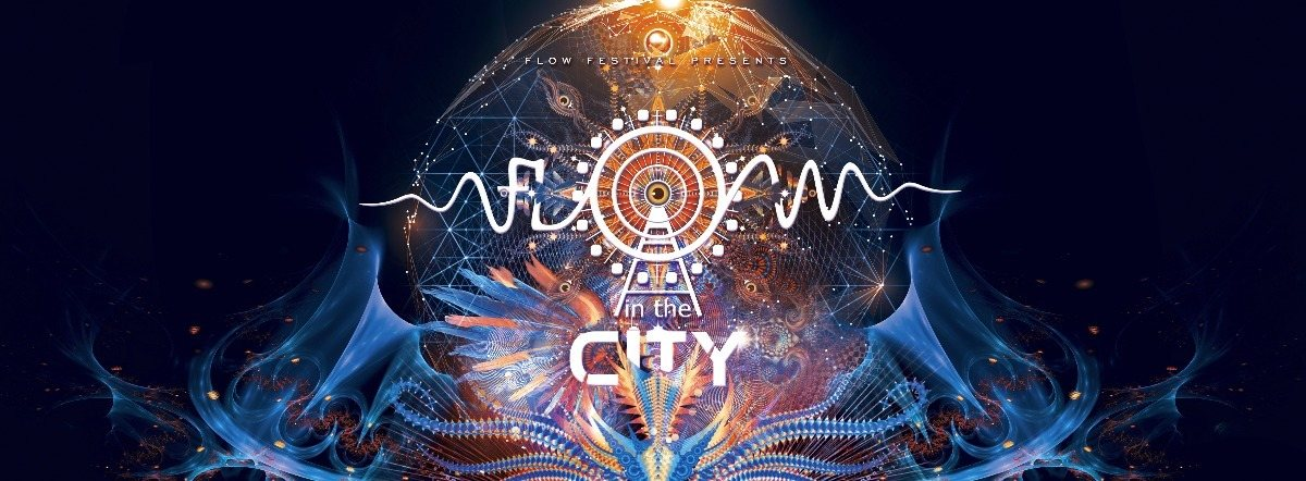 FLOW in the CITY 22 Oct '16, 22:00